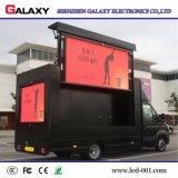 Écran d'Afficheur LED de camion pour la publicité mobile, panneau-réclame mobile de DEL