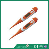 Ce / ISO Aprovado Medical Water Proof Flexible Tip Digital Thermometer (MT01039162)
