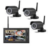 Draadloos Digitaal ControleSysteem 1 Monitor met Camera 3
