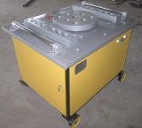 Macchina piegatubi d'acciaio manuale Gw50 4.0kw