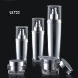 30ml 50ml 80mlのカスタムプラスチックびん(NST22)
