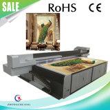 Impressora Flatbed UV para a impressão de alumínio da placa da folha/da folha/espuma de metal
