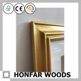 Frame van de Foto van het Beeld van het album het Gouden Houten voor de Decoratie van het Huis