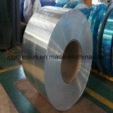 Aluminiumring mit blauem PET Film
