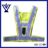 Veste reflexiva do diodo emissor de luz (SYFGBX-09)
