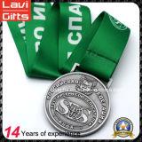 Medallas de encargo promocionales del deporte con la cinta