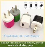 Qualität wir Stecker einzelne USB-Wand-Aufladeeinheit 1A ausgegeben für iPhone iPad