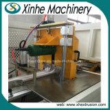 PVC 2 구멍 생산 라인 밀어남 선 또는 압출기 기계