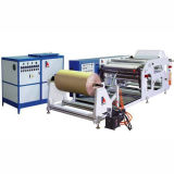 Machine de revêtement autocollant thermofusible