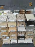 superfície de quartzo da pedra da parte superior da cozinha de quartzo de 3cm, quartzo de pedra projetado