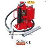 Tq12002 de Pneumatische Hefboom van de Fles 12t