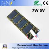 chargeur solaire se pliant portatif de panneau de 5.5V 7W Sunpower