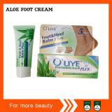 Crème criquée de baume de talon de soins du pied normaux