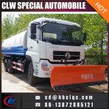 Nuevo Dongfeng 9m3 carro de petrolero de la bomba de agua del motor de la nieve de China