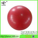 Шарик тренировки с шариком Pilates йоги пригодности насоса и сбывания шарика низкопробным