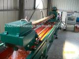 Horizontaler Typ Rohr-Gefäß CNC-Induktions-Verhärtung-Werkzeugmaschine