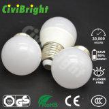 G45 E27 6W СИД освещает шарик SMD 2835 гловальный