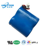 батарея иона лития 7.4V 6000mAh для Meter&Instruments