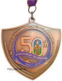 Médaille de souvenir pour célébrer l'anniversaire de l'église anglicane