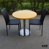 Таблица мебели трактира твердая поверхностная обедая