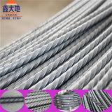 fil d'acier de PC de haute résistance de fil d'acier de diamètre de 5.0mm