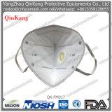 Mascherina di polvere non tessuta con la valvola, Ffp1 Ffp2 Ffp3 N95 approvato