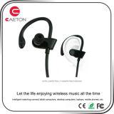 バージョン4.2黒い無線Bluetoothのイヤホーン
