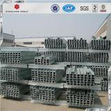 Viga laminada en caliente del material de construcción de la estructura de acero H