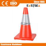 Cone colorido do PVC da segurança de tráfego do padrão europeu (DH-TC-30R)