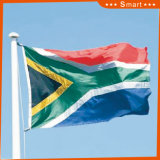 Su ordinazione impermeabilizzare e modello no. della bandiera nazionale della Sudafrica della bandiera nazionale di Sunproof: NF-015
