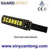 Detetor de metais à mão do equipamento brandnew da segurança com bateria recarregável