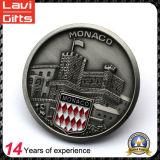 коммеморативная монетка 3D для сувенира чеканит подарок промотирования