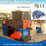 갈가리 찢는 1개의 회전자 시스템 또는 낭비 플라스틱 슈레더 분쇄