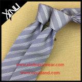 Laço de seda Handmade perfeito do escritório do jacquard do nó 100% para homens