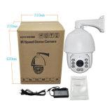 Cámara 960p / 1080p de alta velocidad 30X Domo PTZ Vigilancia Ahd vídeo