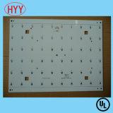 Fabricante de alumínio do PWB para a placa de circuito leve do diodo emissor de luz com projeto do bom (HYY-012)