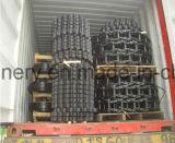 Spur-Link-Ladevorrichtungs-Exkavator-Kettenlink-Fahrgestell zerteilt Rollen-Kettenlink-Gleisketten-Aufbau