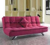 Presidenza moderna del sofà del tessuto del cantante dei piedini del metallo (UL-NS373)