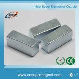 N42 N35 N52 sinterte das Nickel, das starke Neodym-Block-Magneten beschichtet