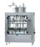 Tipo linear maquinaria de etiquetado de relleno de la máquina de la producción del agua