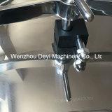 Edelstahl-hygienisches Druck-Oval Manway