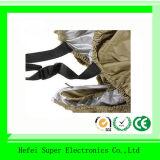 Amazonas-heißer Verkaufs-Polyester-Beschichtung-Silber BBQ-Deckel