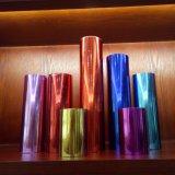 Farben-materieller stempelnde Folien-Film für Plastik und Papier