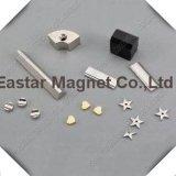 De permanente Magneet van de Motor van het Neodymium met het Plateren Van uitstekende kwaliteit