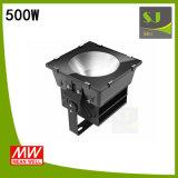 법원 점화 IP67 LED 플러드 빛 500W가 높은 루멘에 의하여