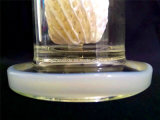 Type en verre de fumage de fruit de conduites d'eau de percolateur voûté de Showerhead de la matrice A035