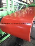 Bobinas/hojas del acero de PPGI/PPGL