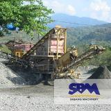 Machine de concassage de pierre à faible prix de série PE