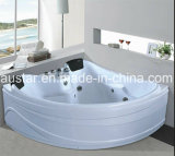 Jacuzzi de canto de 1500mm com Ce e RoHS (AT-8313)