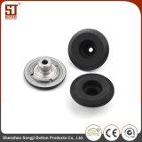Кнопка металла Monocolor способа высокого качества фабрики круглая